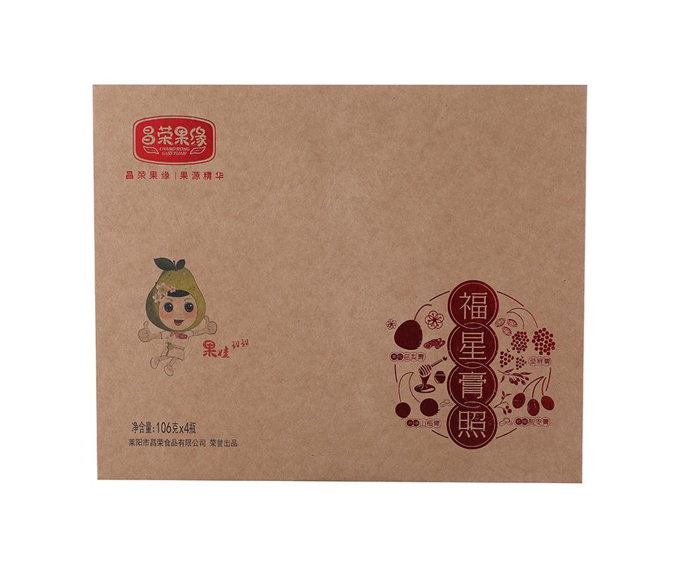 福星膏照礼盒106g×4瓶
