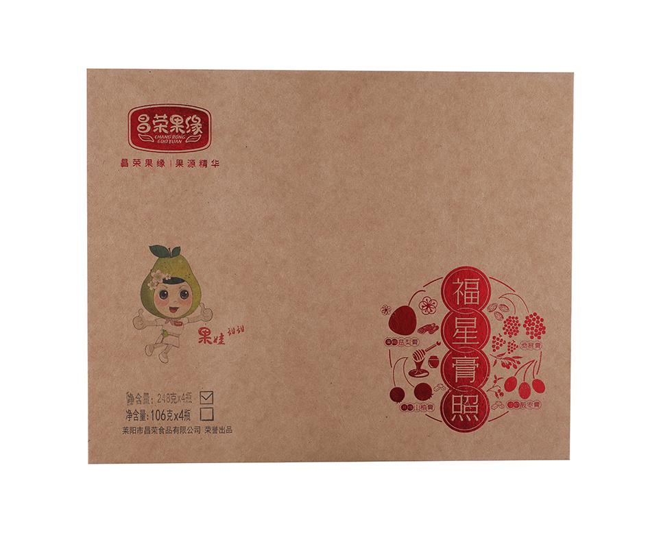 福星膏照礼盒248g×4瓶